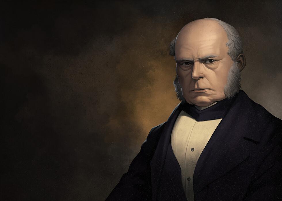 Henry Bessemer Portrait
