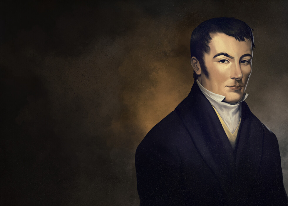 Robert Owen portrait