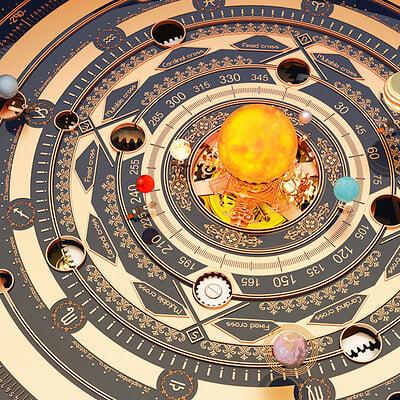 Maks trofimov maks trofimov planetarium steampunk 1