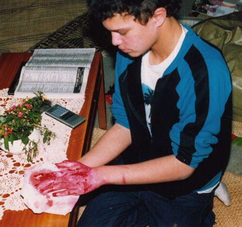 Makeup Effects - circa 1988-89