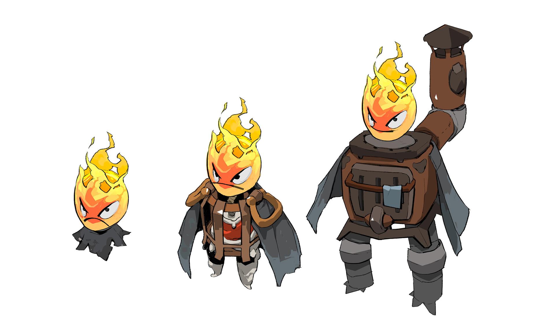 Markus lenz fire spirit