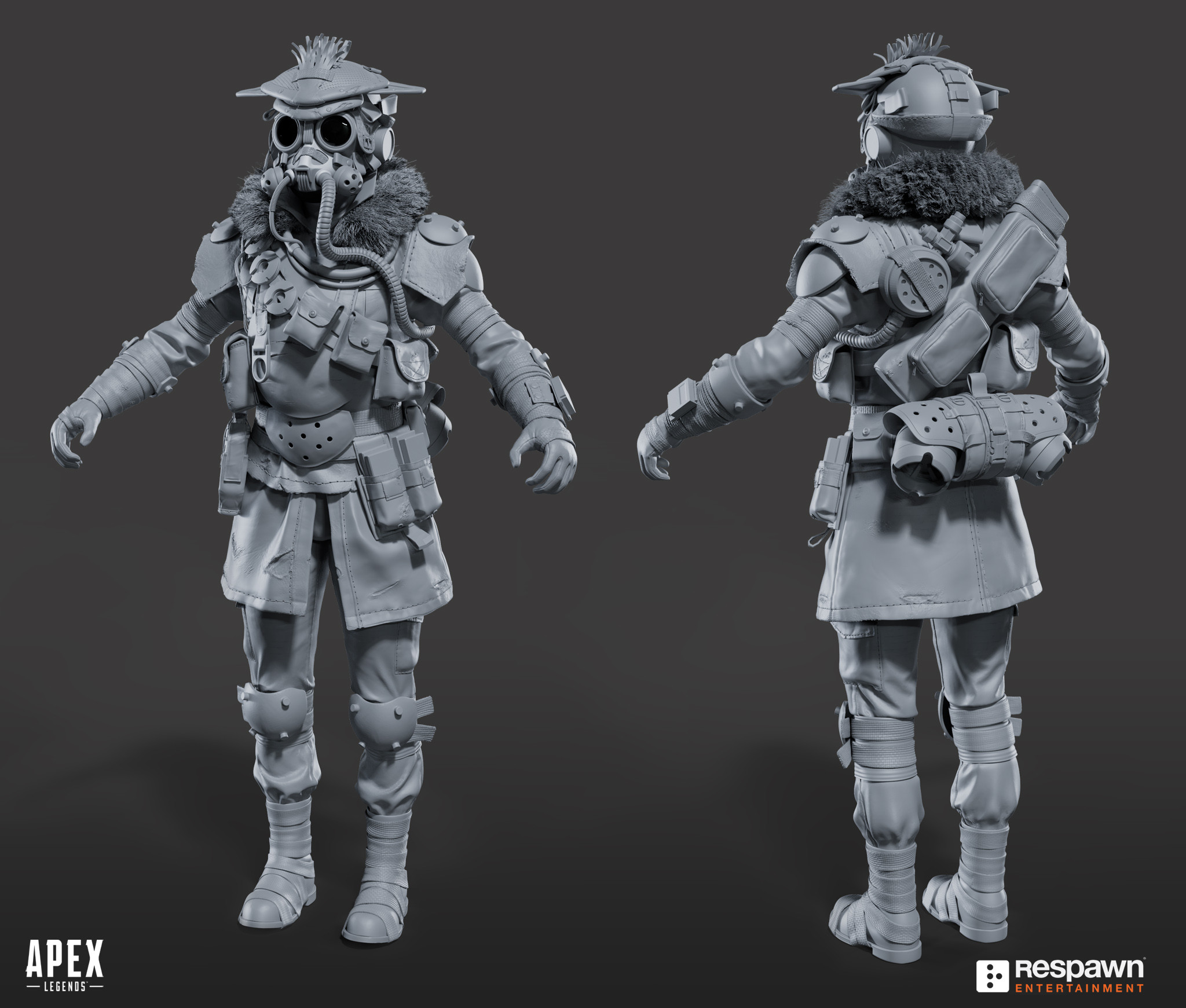 Bloodhound High Poly