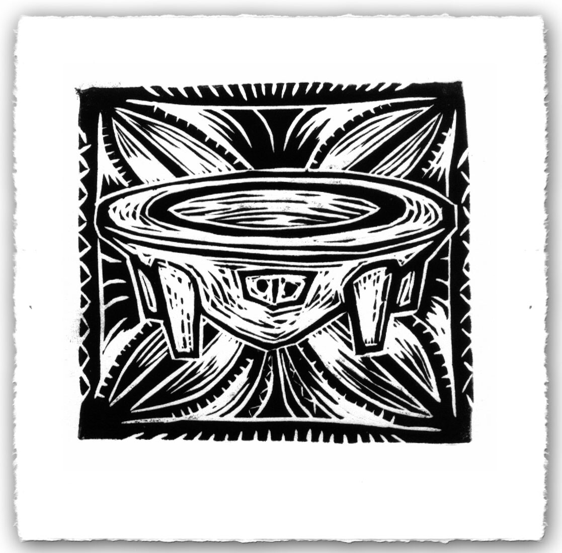 Small Kava Bowl