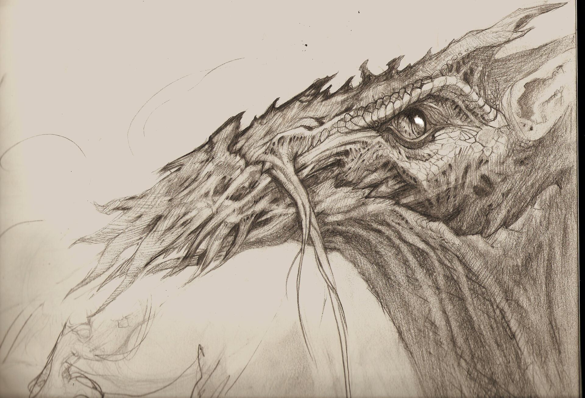William furneaux sketch 02