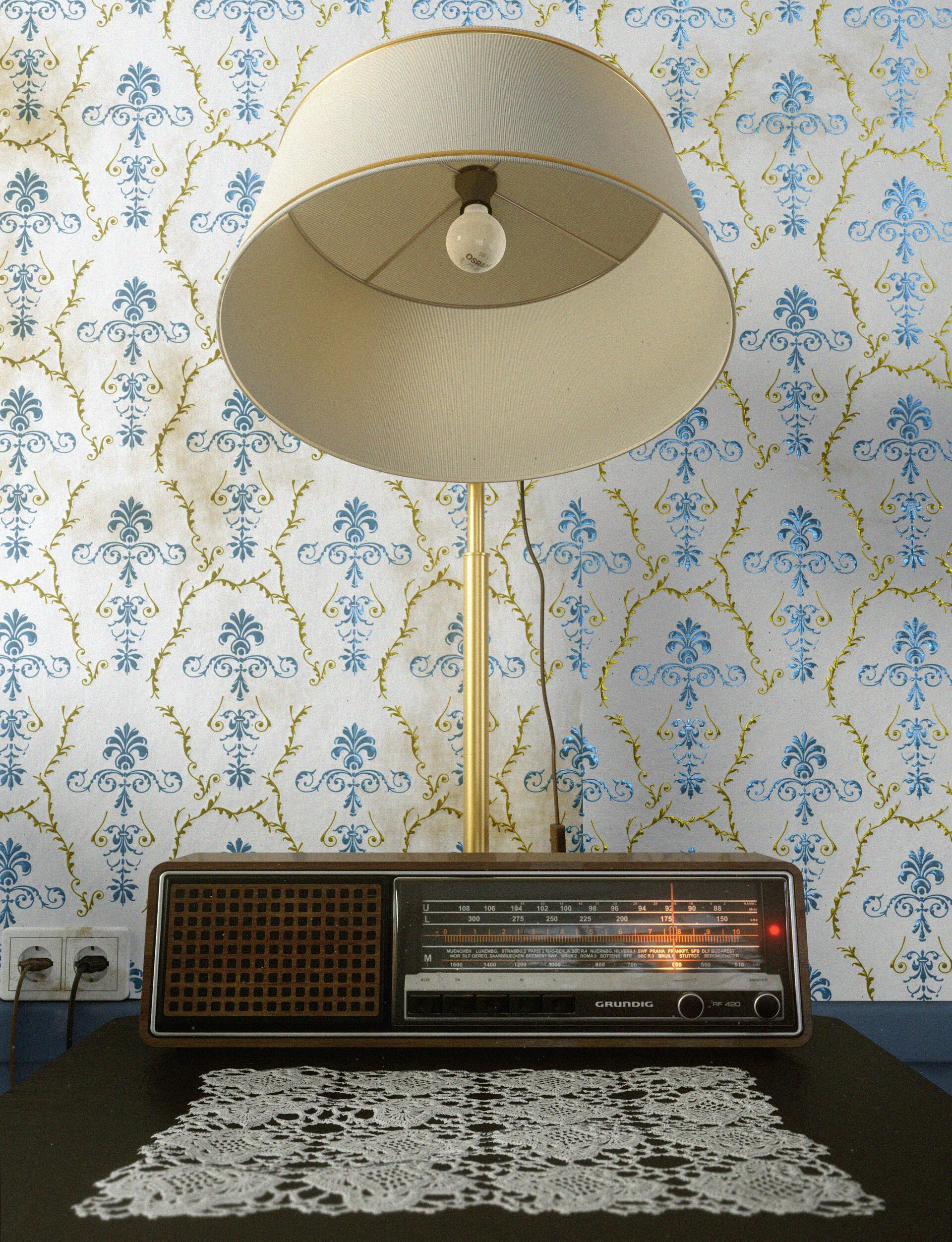 Torsten dudai old radio