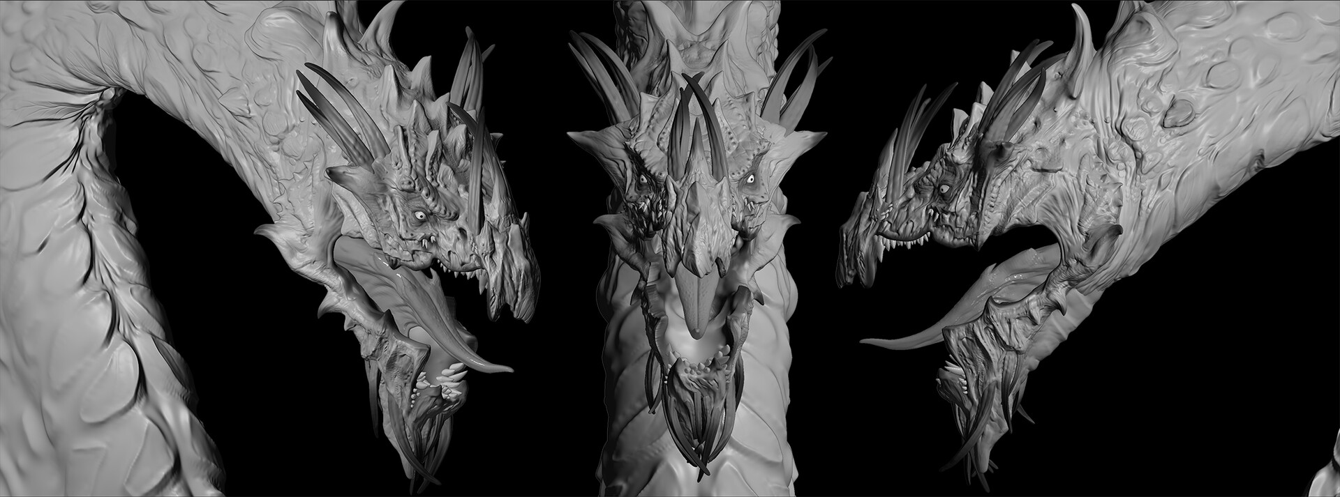 William furneaux dragonheadsculptviews