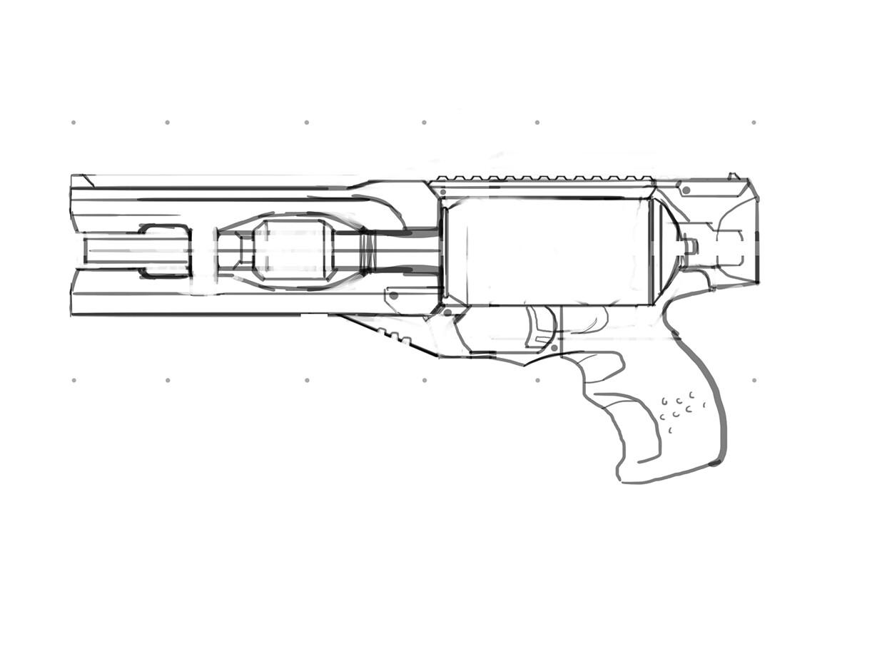 Oscar trejo gun1