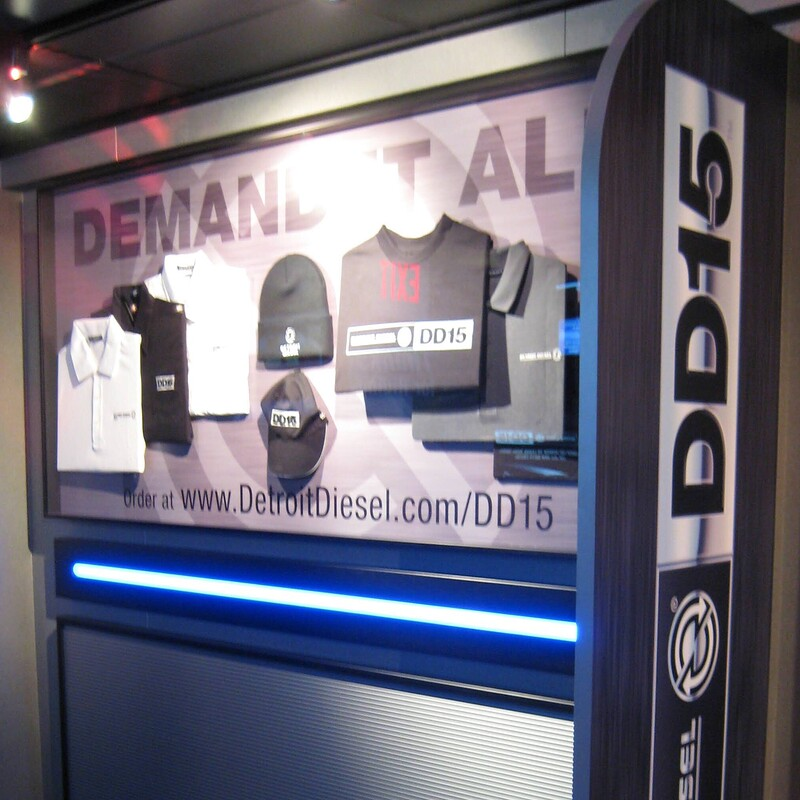 Detroit Diesel Demand It All Tour 2008