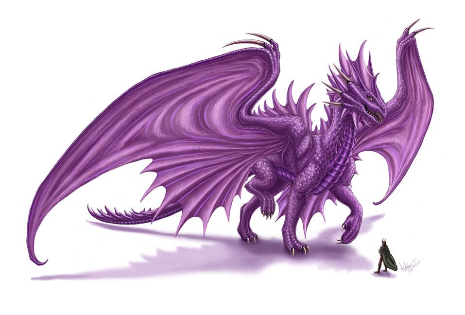 Putridus Cor - Five Gem Dragons