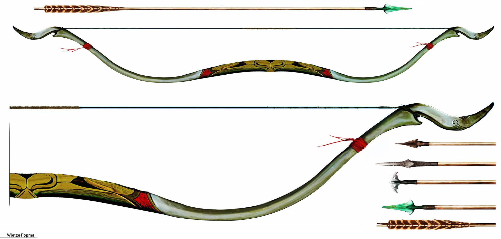Wietze fopma bowanquiver