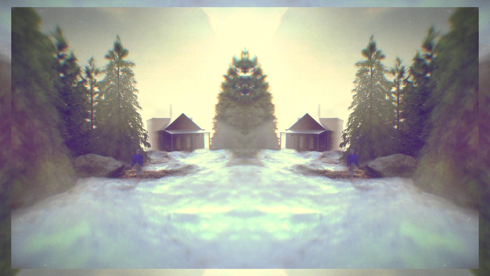 'Cold Feet Warm House'