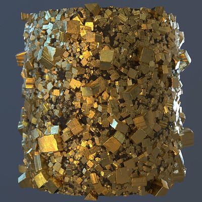Hauke thiessen pyrite render1