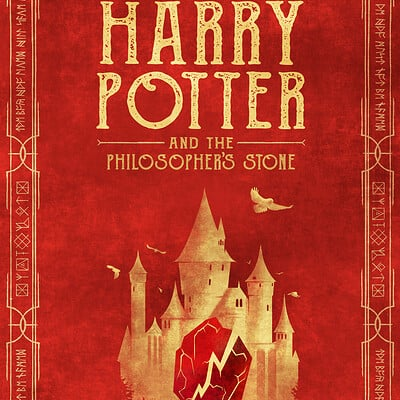 Christopher ables harry potter book 1 13x19 web