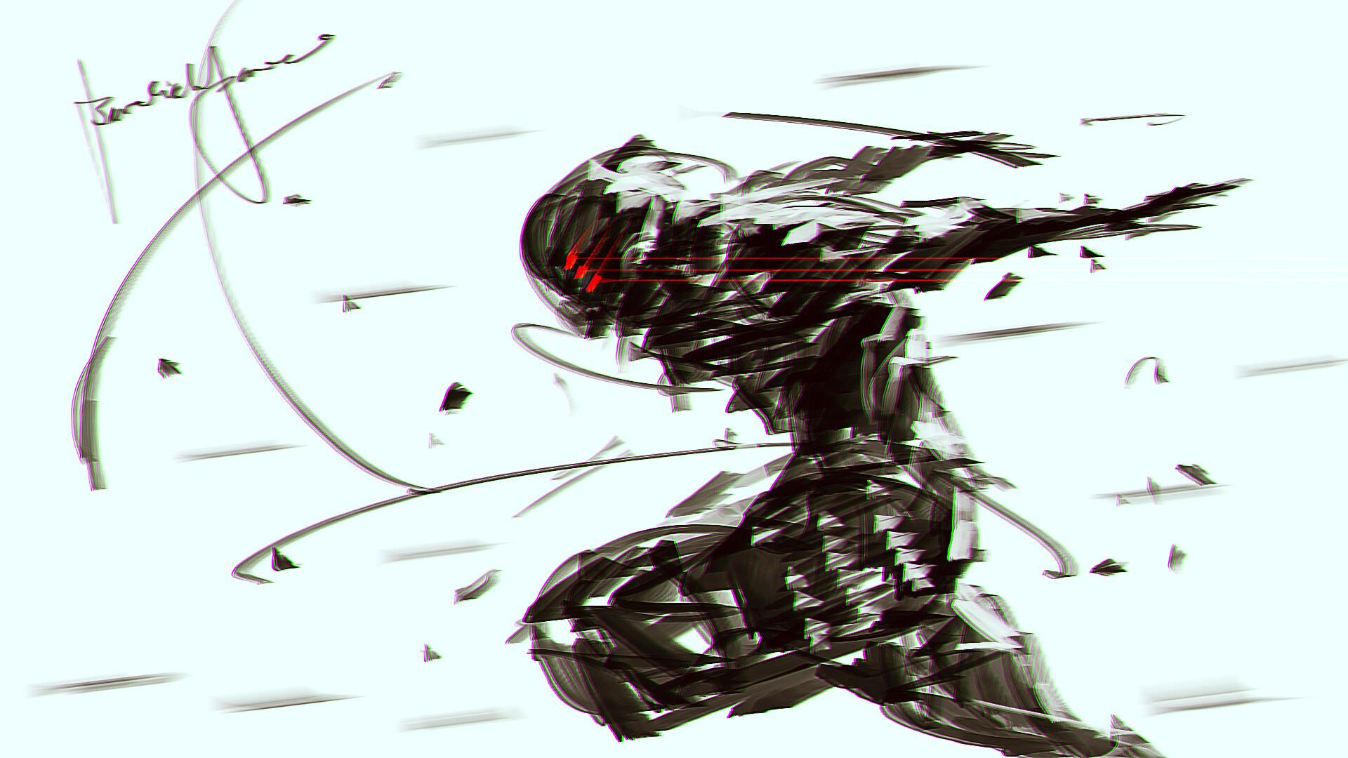 speedpainting Ninja!