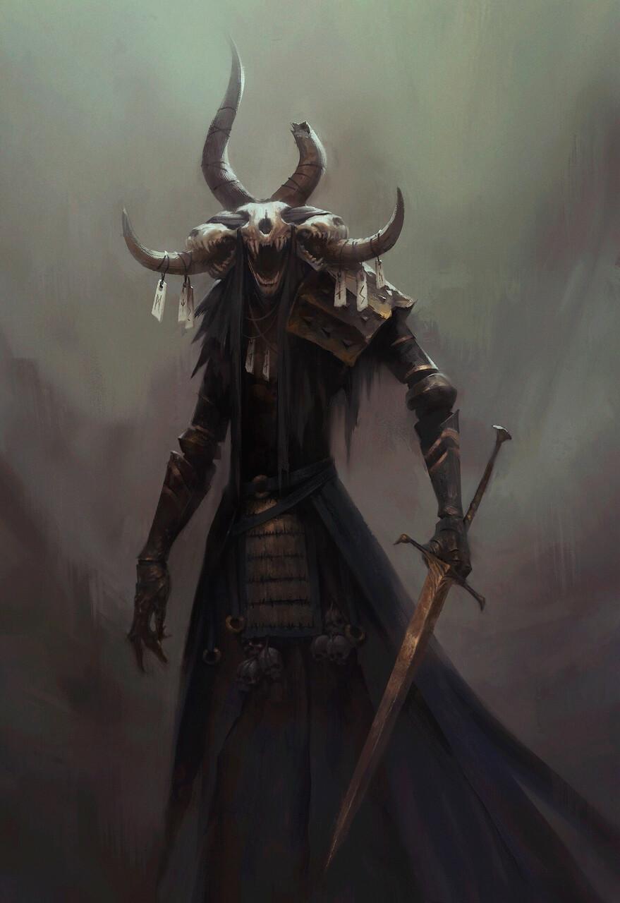 Wendigo Warrior