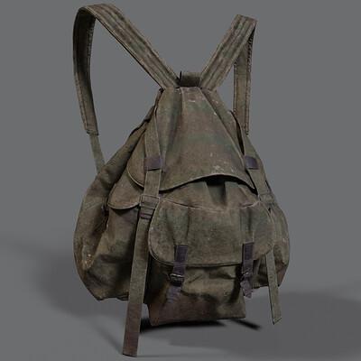 Gross Backpack
