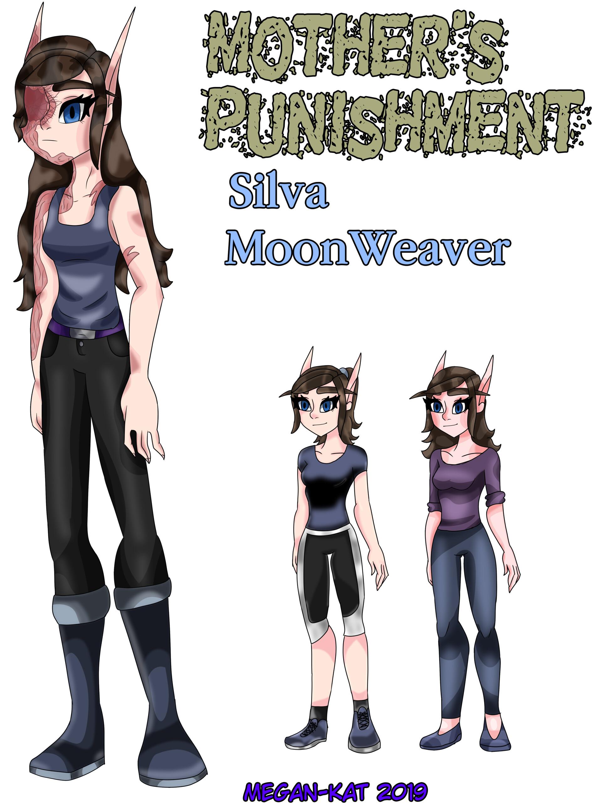 Megan-Kat Hurley - Mother's Punishment Silva MoonWeaver (update)
