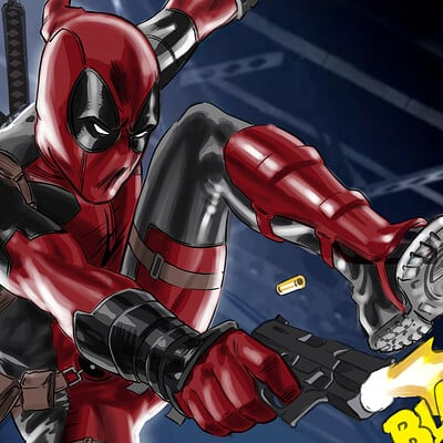 Bruno abd deadpool