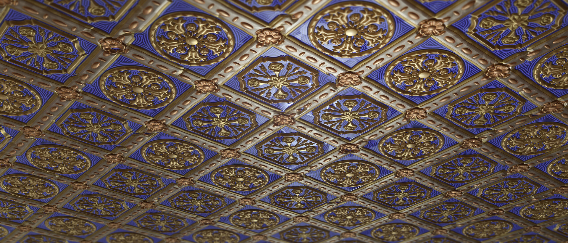 Ant skilton floralceilingpanels ceiling