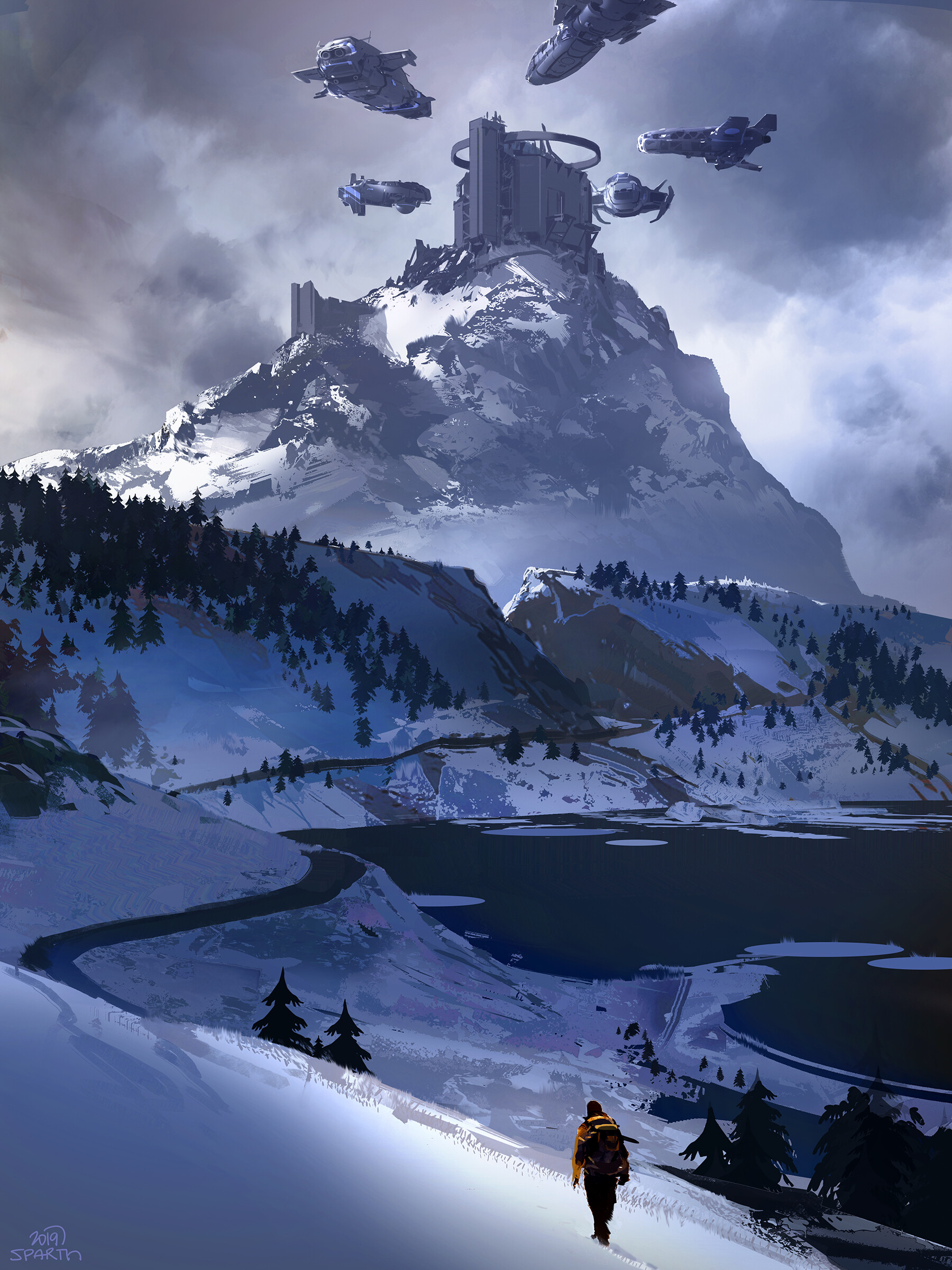 Sparth the gathering final flat small