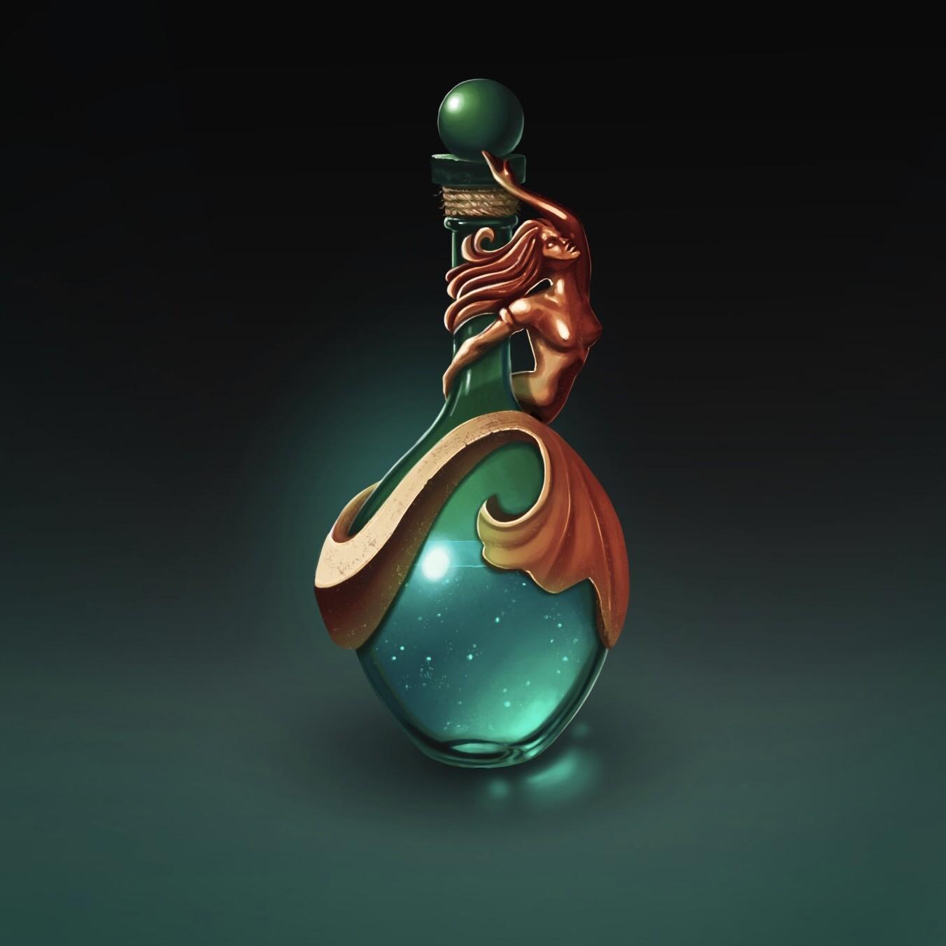 Mermaid Gills