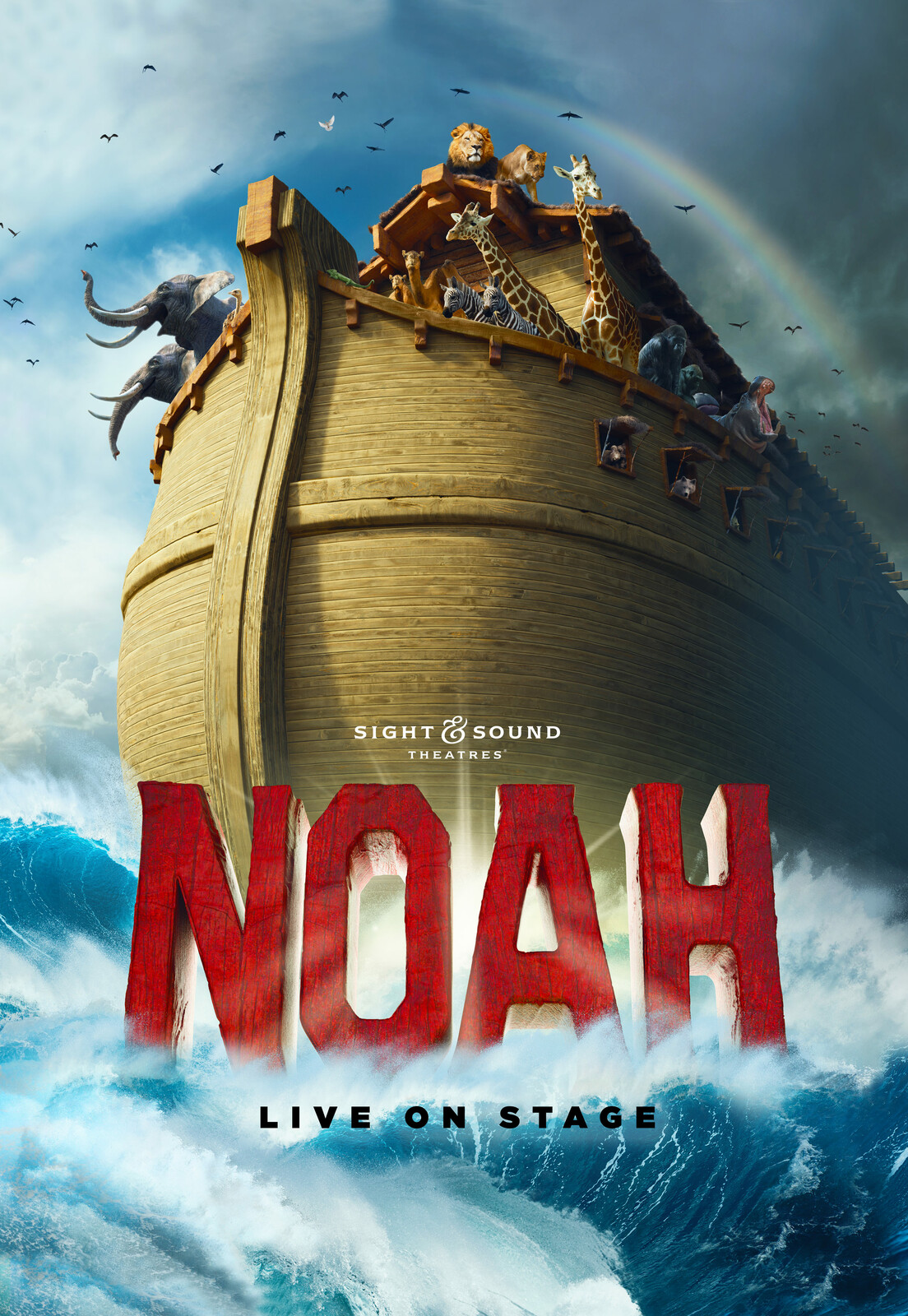 Sight and Sound Theatre Noah's Ark