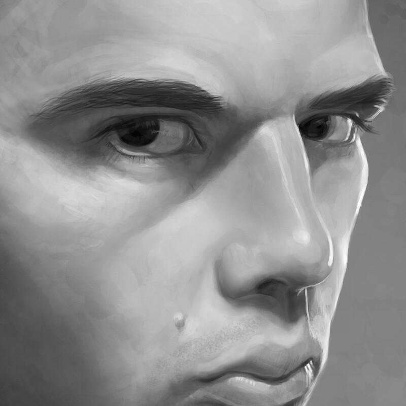 Self Portrait c.2008