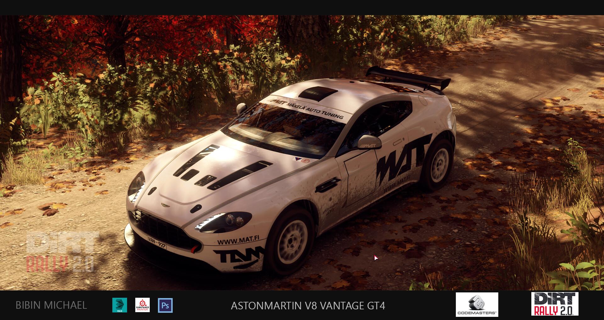 Vantage GT4