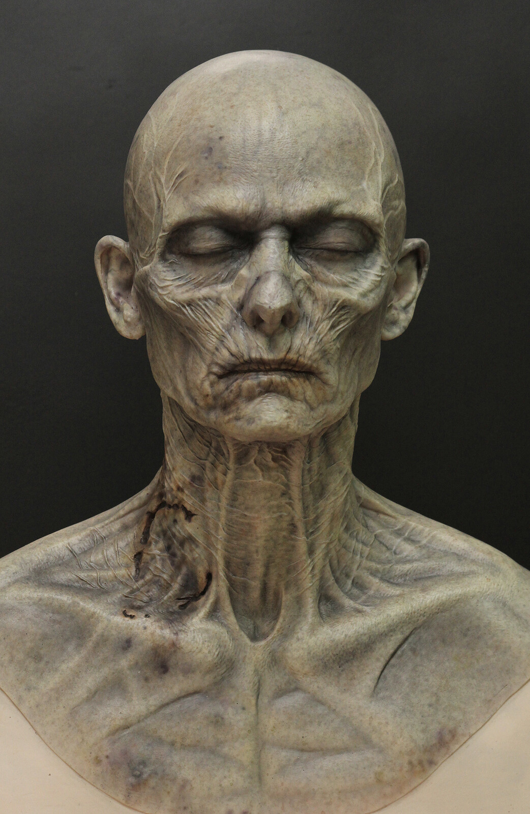 Pride and Prejudice and Zombies, 2014 / Concept Bust