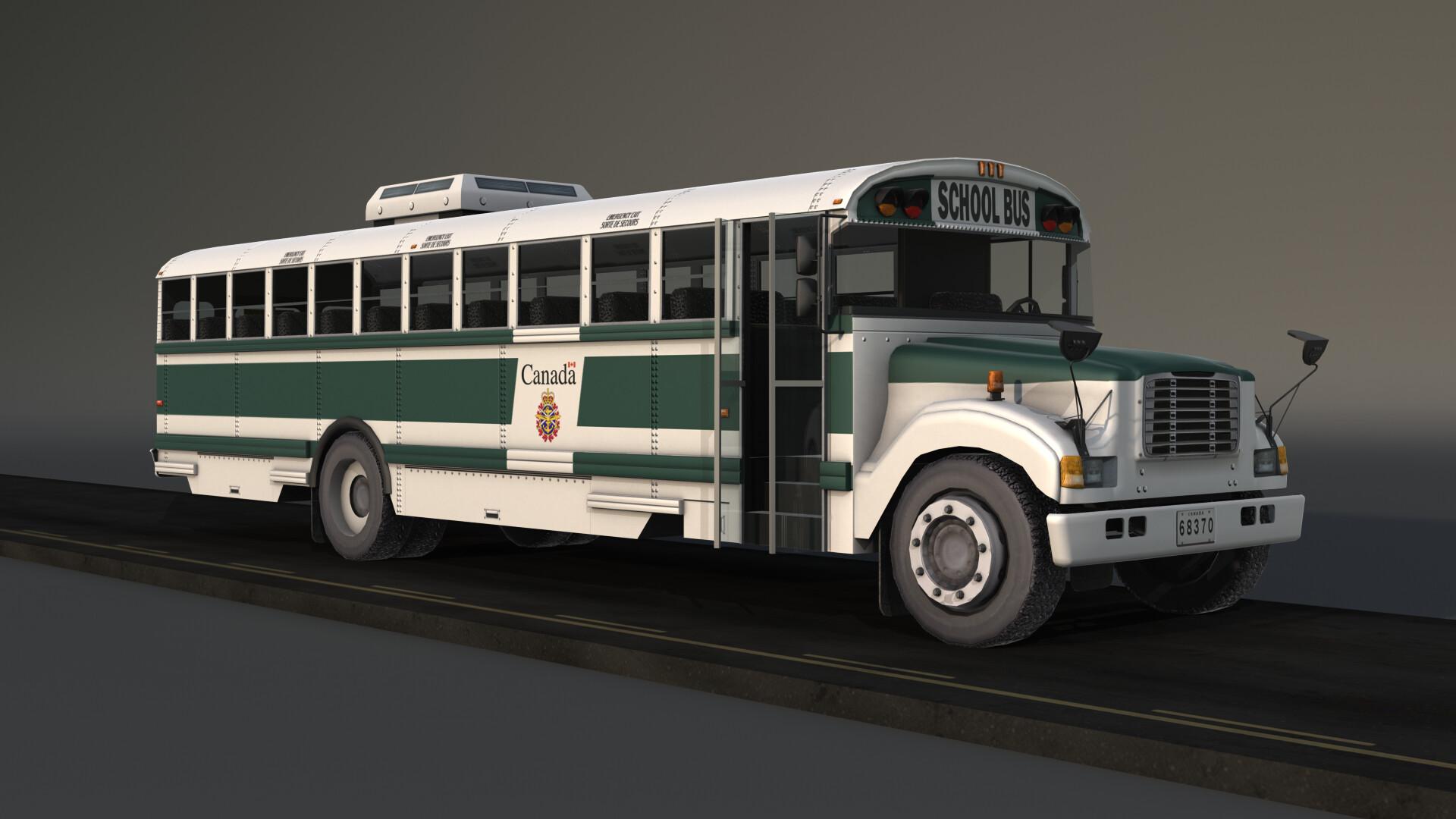 Jordan cameron schoolbus 13