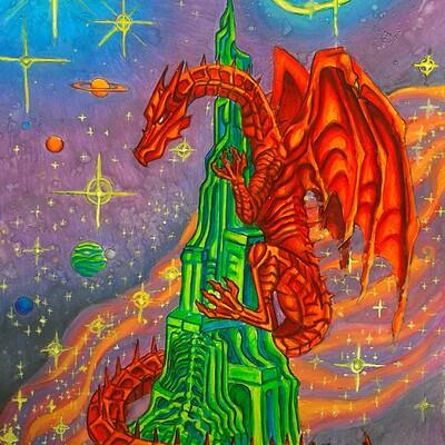 Daniel denta dragon mercury
