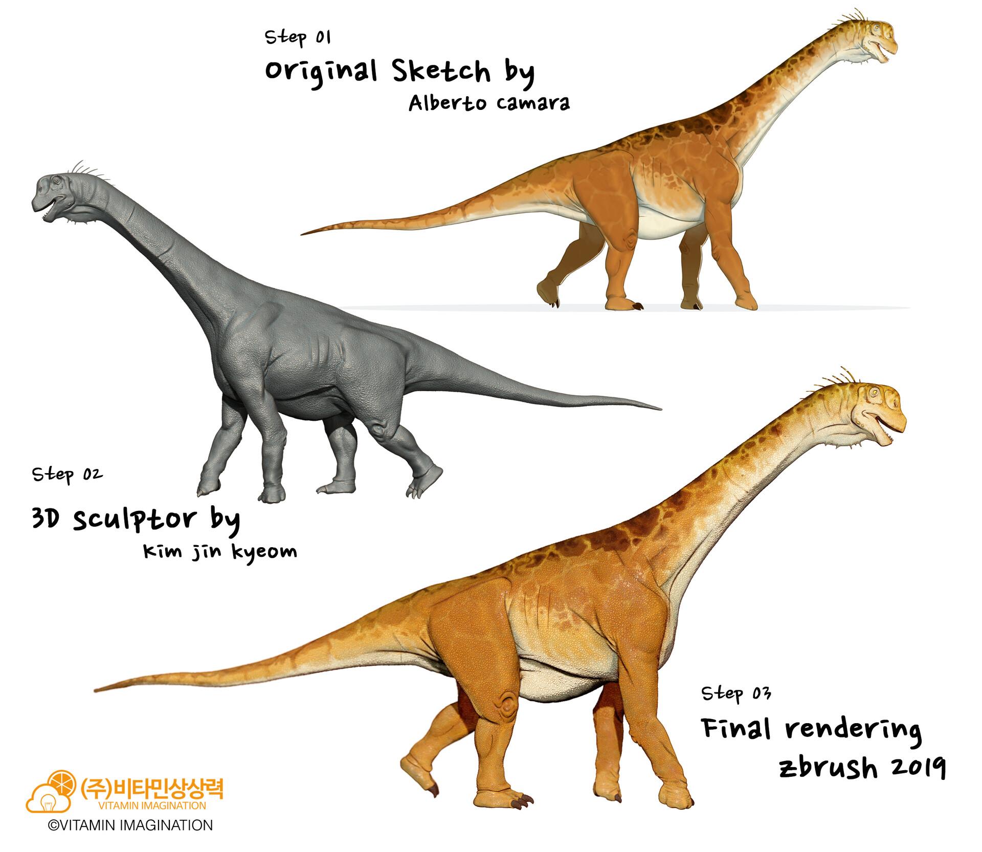 Vitamin imagination camarasaurus 1