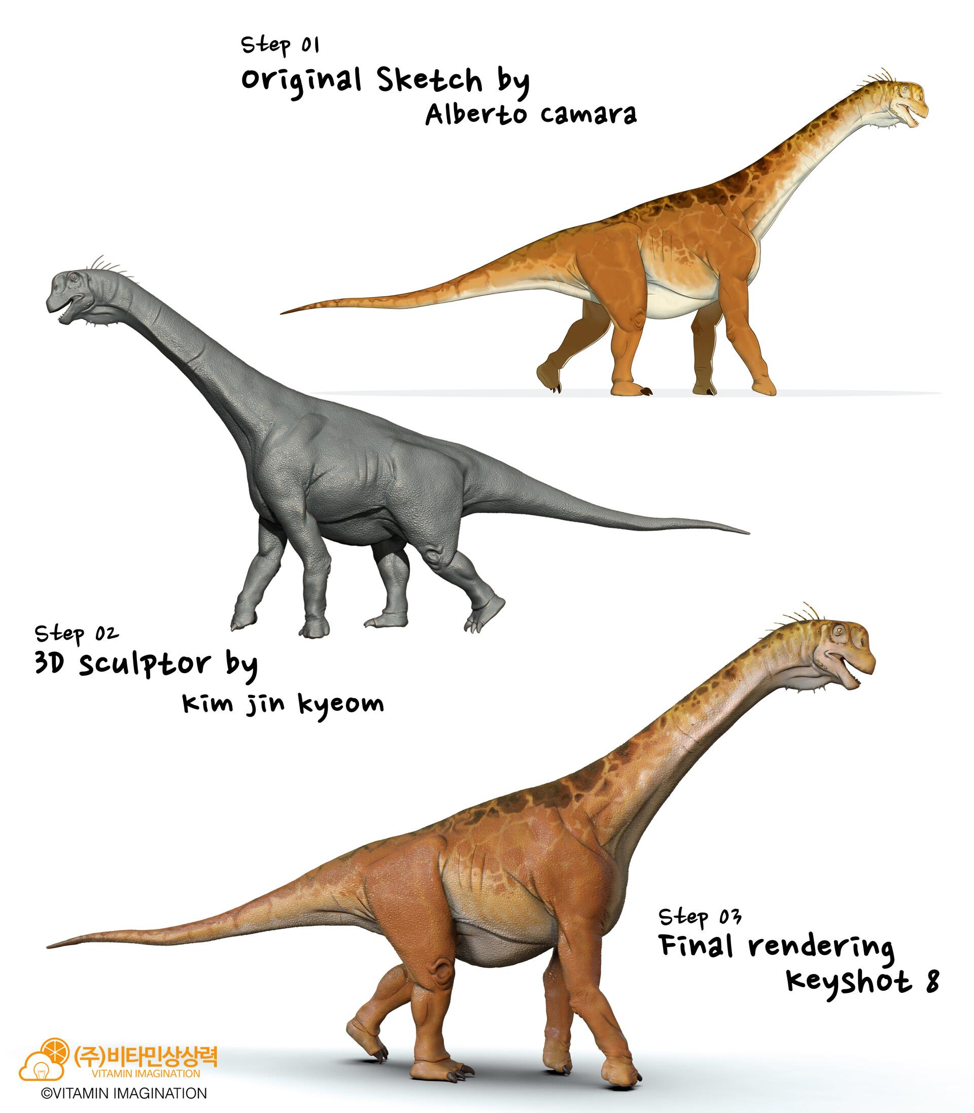 Vitamin imagination camarasaurus 2