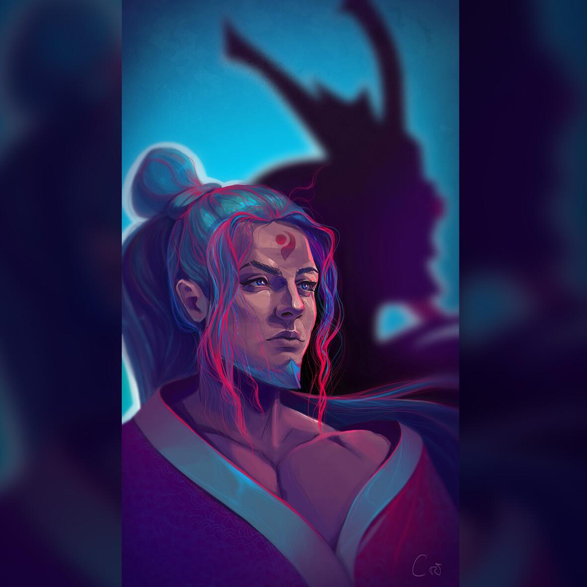 Iulia crimson 2