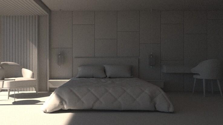 Bedroom HDRI
