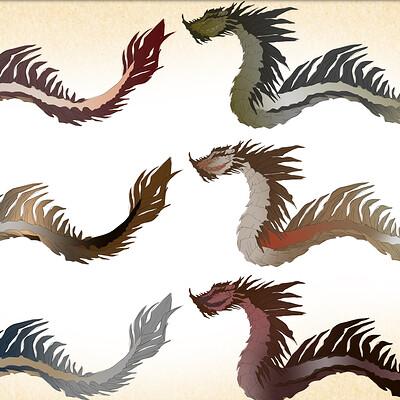 Sophie elisabeth martinez nightingale snake colours