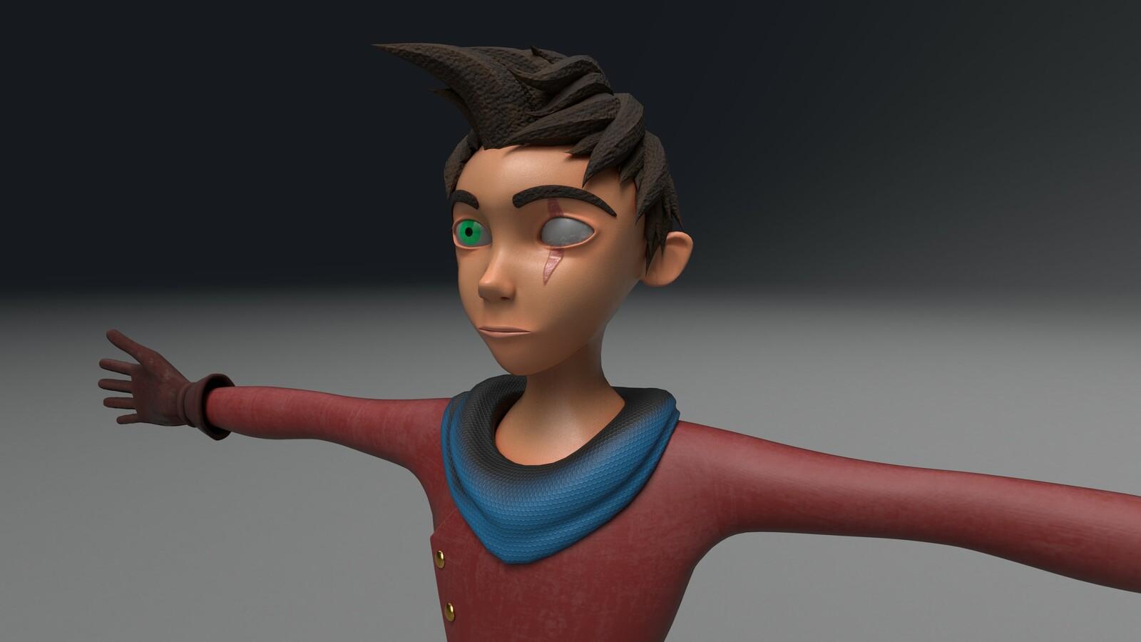 Adventure Character