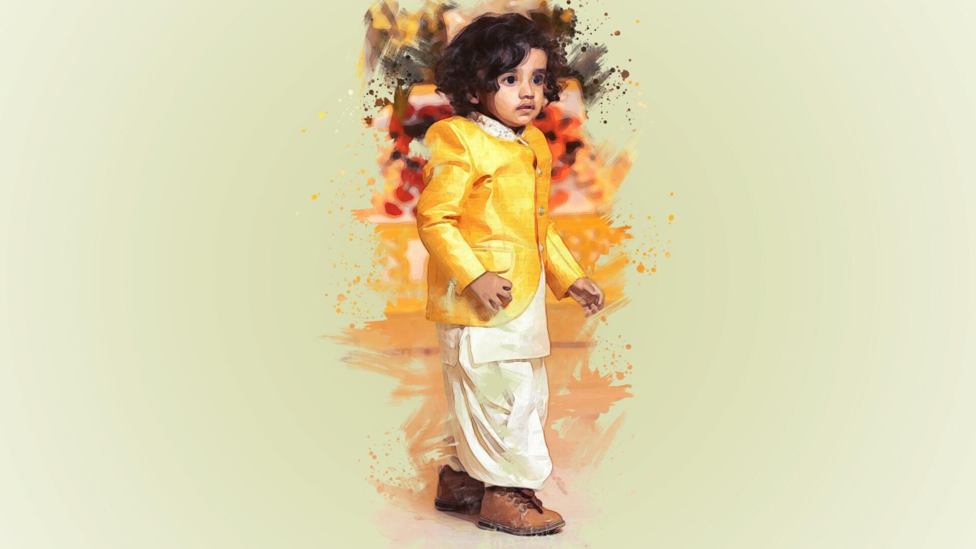 ArtStation - Watercolor effect, Prabhash Kumar