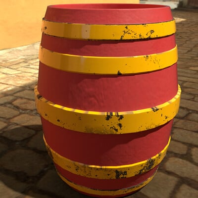 Joseph moniz barrell001b