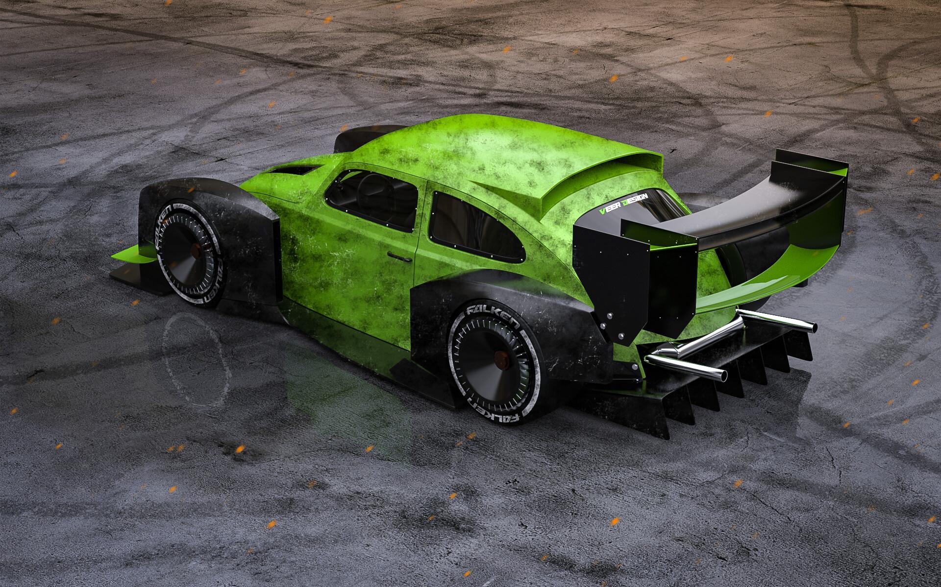 Veer design beetletrsweb