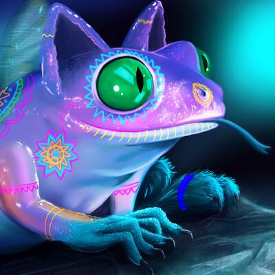 Charlotte lebreton grenouille