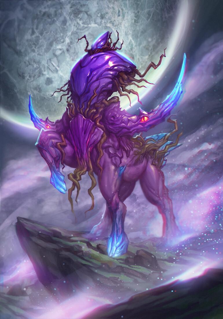 Luka brico lunar symbiosis