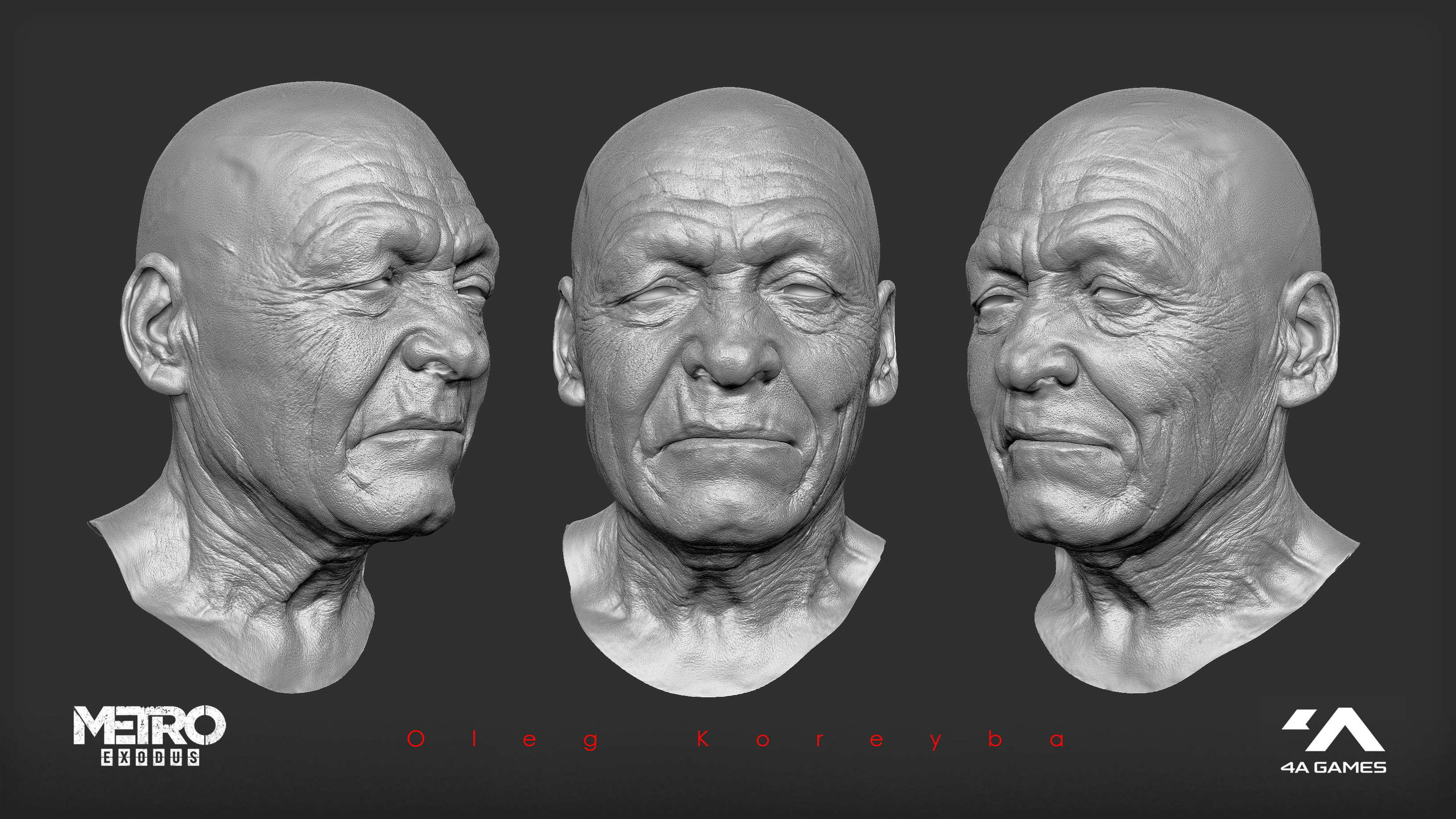 Sculpting, Zbrush
