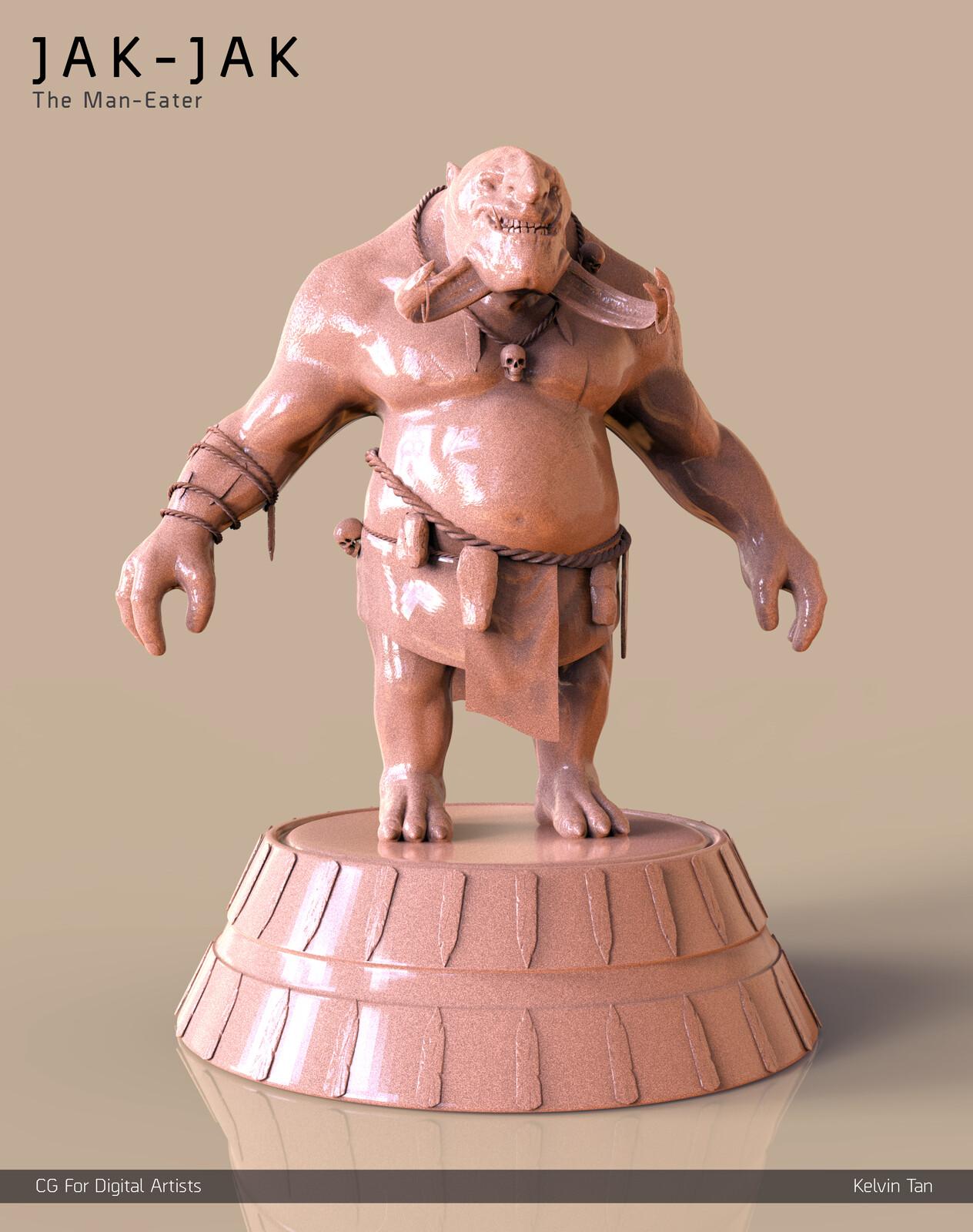 Jak-Jak Sculpt