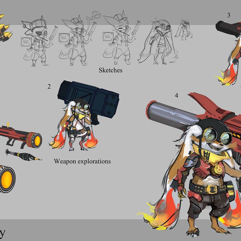 Hero 66: Flurry