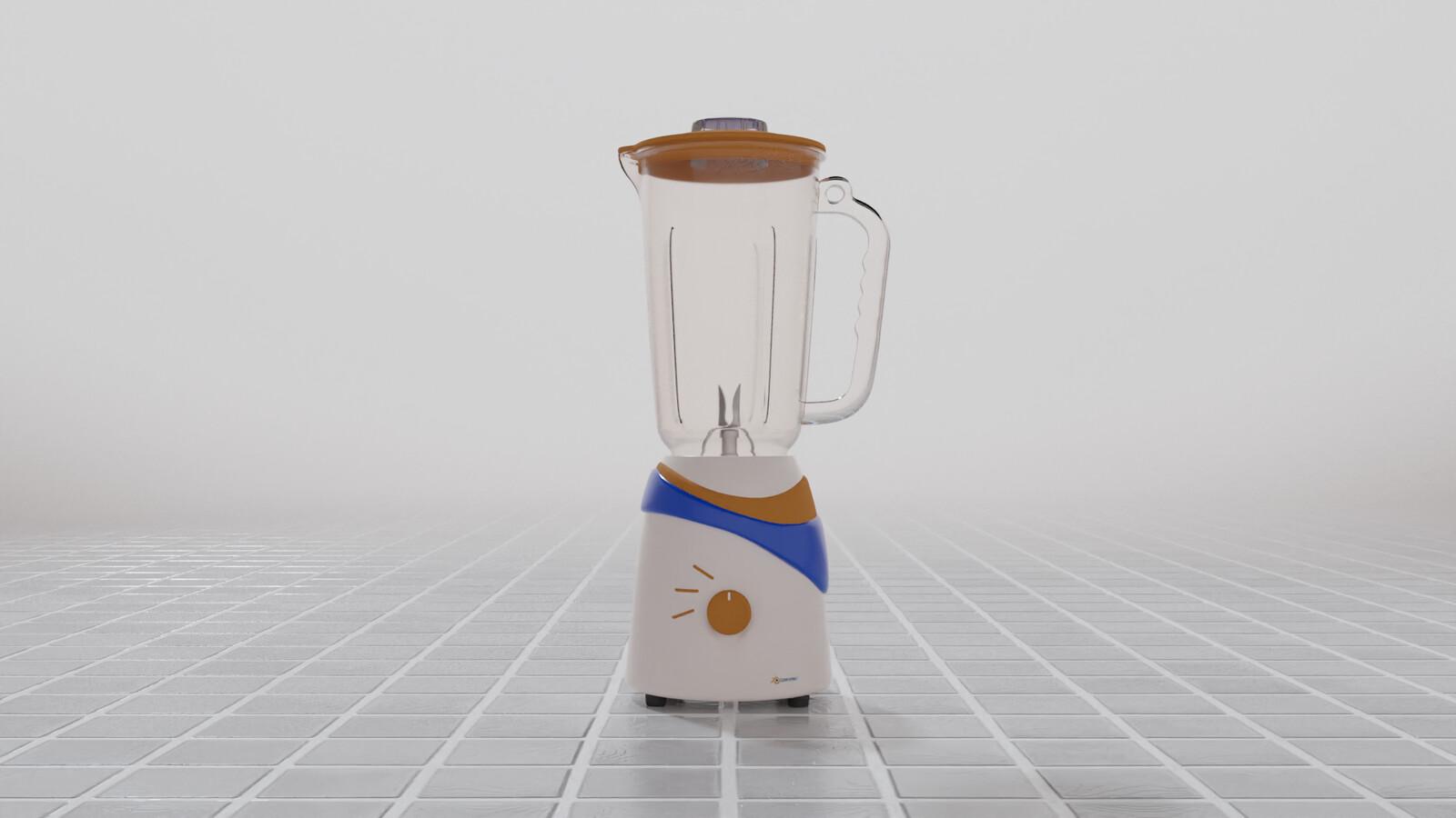 Final blender