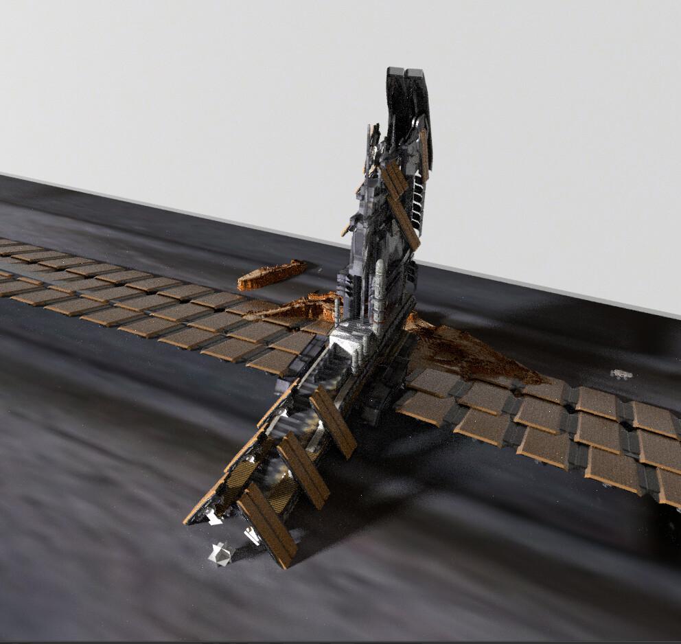 David tilton 2019 03 13 22 10 39 blender f illustation 2019 moonbase moonbase solararray v6 blend