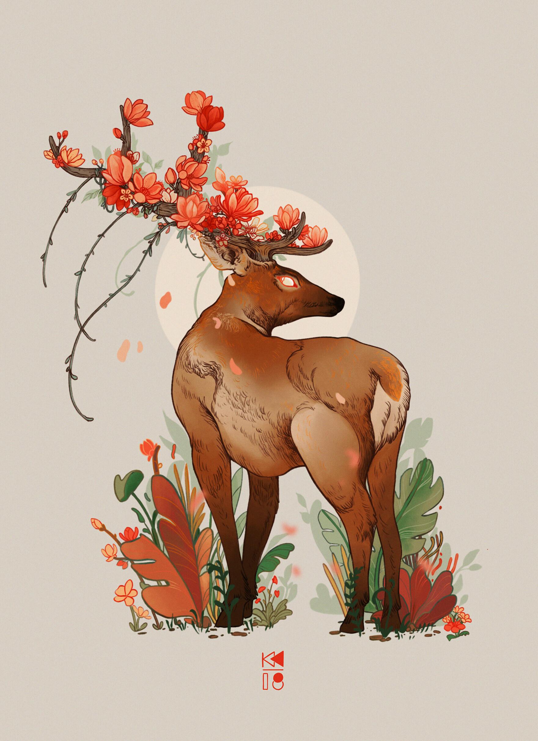 Kendra voyce deer