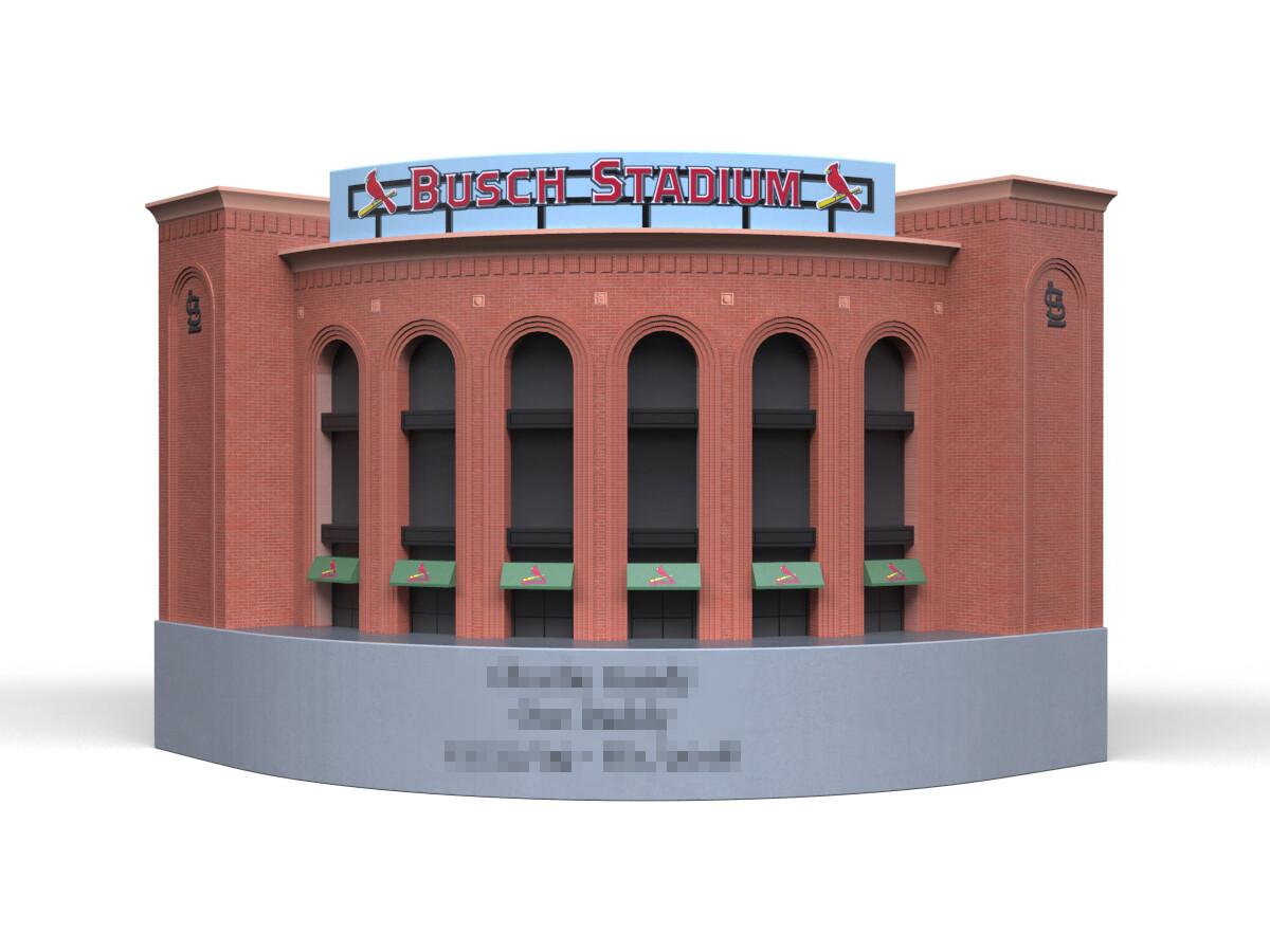 Ken calvert busch stadium front porfolio