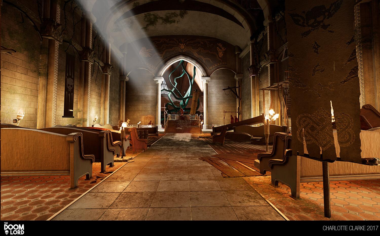 Charlotte clarke temple interior 2